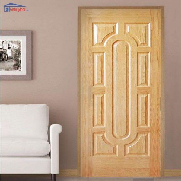 Cửa gỗ HDF Veneer GHD 018-Ash