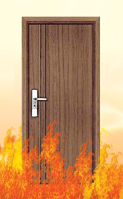 Bật mí địa chỉ mua cửa gỗ chống cháy uy tín, chất lượng