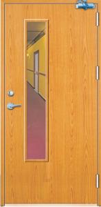 Cấu tạo của cửa gỗ chống cháy tại Giahuydoor 0826.901.901