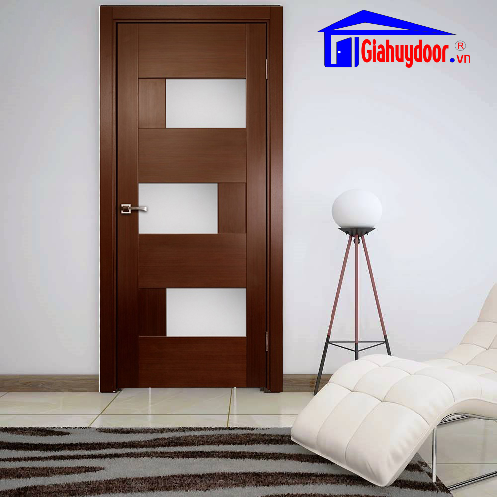 Cửa gỗ cao cấp  GHD M-N4