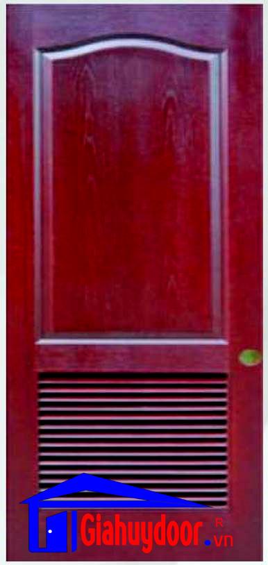 Cửa gỗ công nghiệp HDF GHD 2L-C12