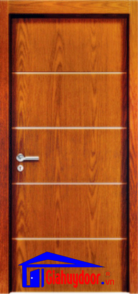 Cửa gỗ chống cháy gia huy door GHD GCC-P1R4A