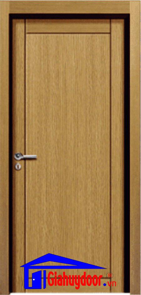 Cửa gỗ chống cháy gia huy door GHD GCC-P1R4B
