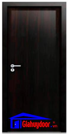 Cửa gỗ MDF Laminate Gia Huy Door GHD L1