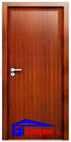 Cửa gỗ công nghiệp MDF Laminate GHD L3