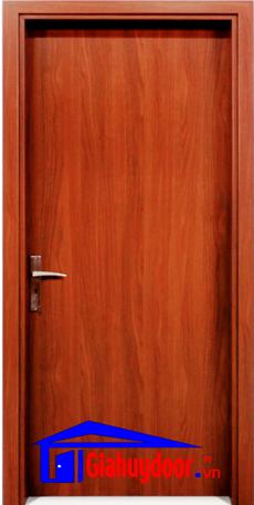 Cửa gỗ công nghiệp MDF Laminate GHD M1 1