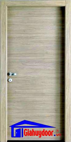 Cửa gỗ công nghiệp MDF Laminate GHD M1N2