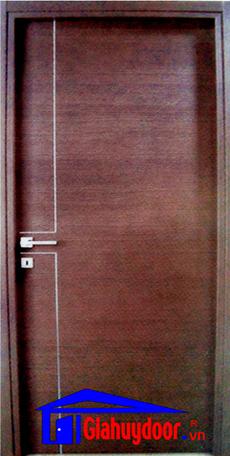 Cửa gỗ công nghiệp MDF Laminate GHD M1R2