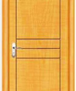 Cửa gỗ cao cấp gia huy door GHD pvc 1009