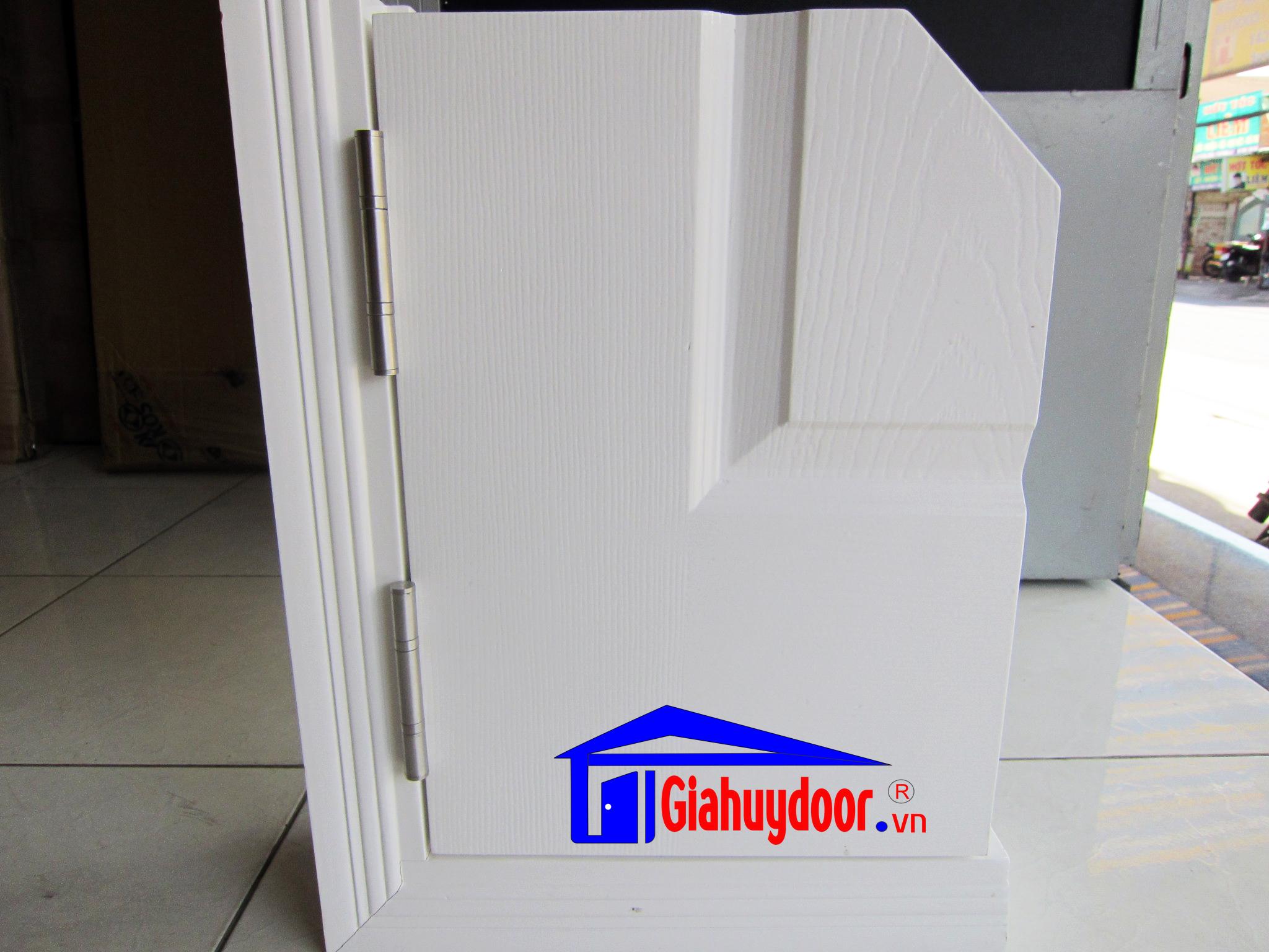 Cửa gỗ công nghiệp HDF GHD 6B-C6 - GIAHUYDOOR 0886.500.500