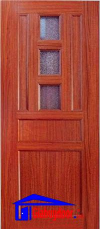 Sản phẩm cần bán: Cửa nhựa giả gỗ Y@door giá tốt nhất thị trường - Giahuydoor SGD-YY-42-2-1