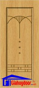 Cửa nhựa gỗ SUNGYU GHD SYB-650