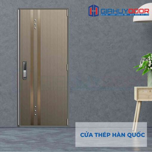 Cửa thép Hàn Quốc THQ 9713