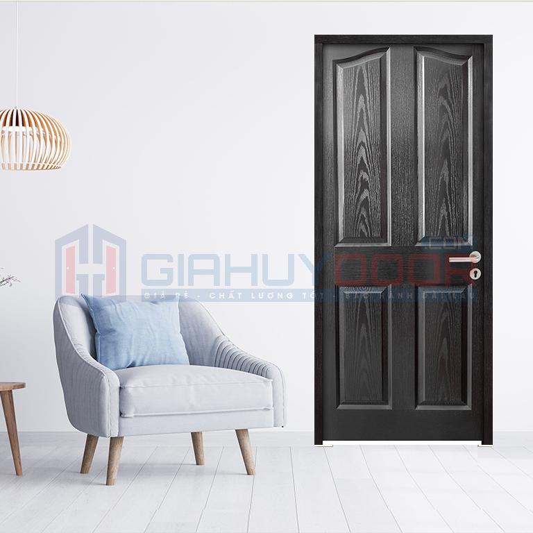Báo giá cửa gỗ phòng ngủ HDF