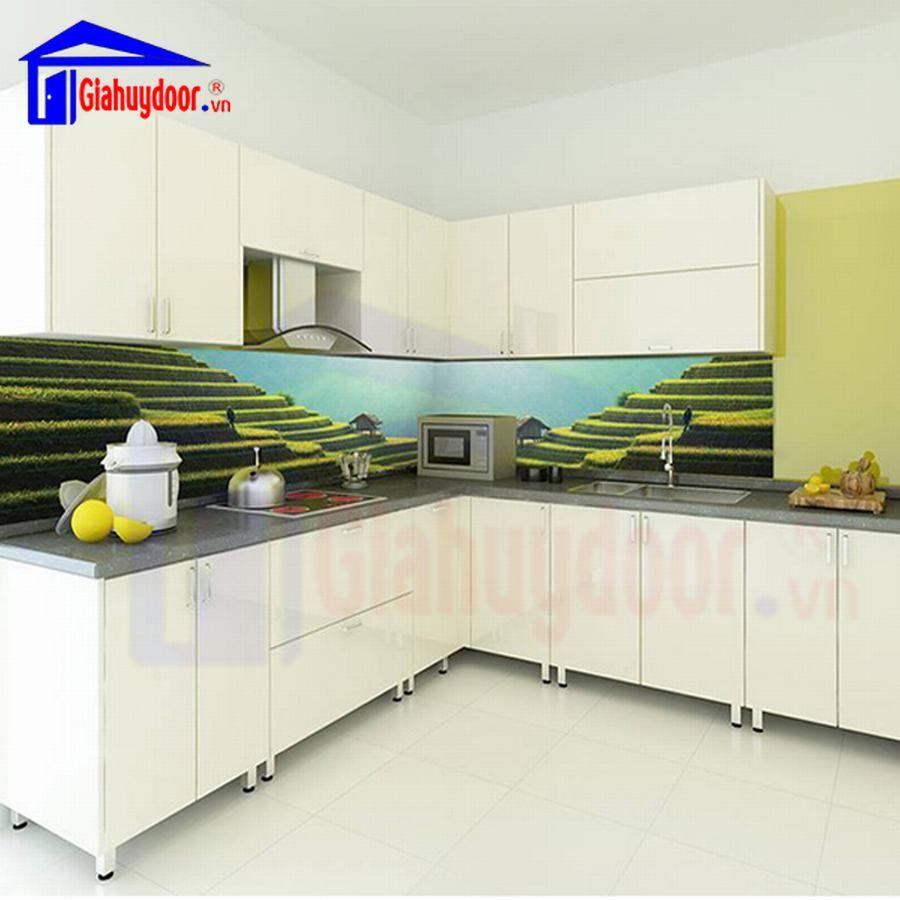 Kệ bếp tủ bếp kP 09