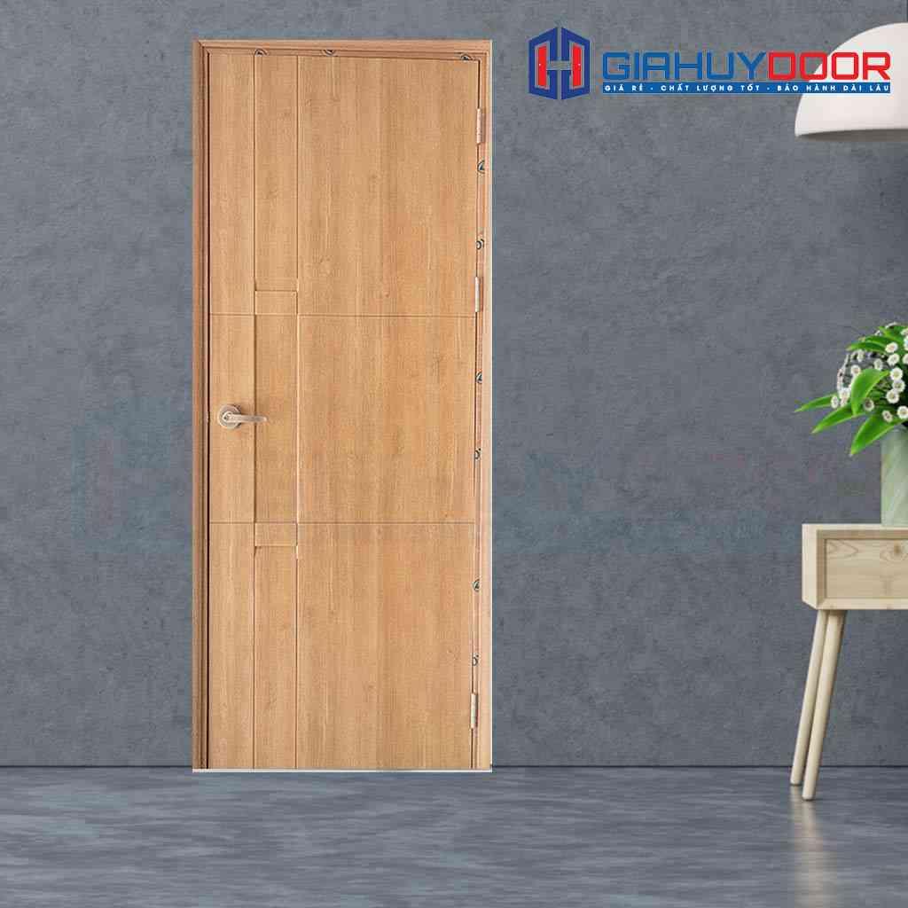 Cửa nhựa vân gỗ giá rẻ ABS KOS 116-FZ805