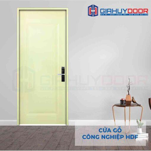 Cửa gỗ công nghiệp HDF 1A-C2