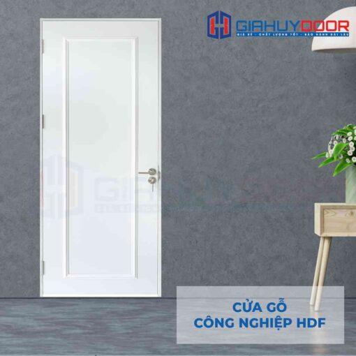 Cửa gỗ công nghiệp HDF 1A