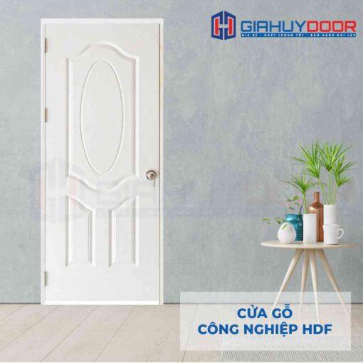 Cửa gỗ công nghiệp HDF 3A-C1