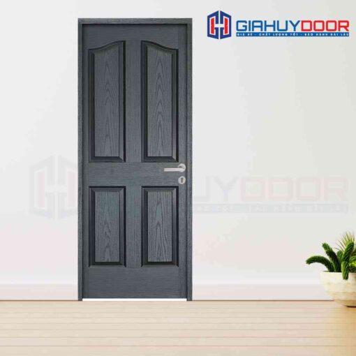 Cửa gỗ công nghiệp HDF 4A-C14 (1)