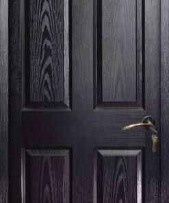 Cửa gỗ giá rẻ HDF 4A-C14