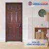 Cửa gỗ công nghiệp HDF 6A-C11