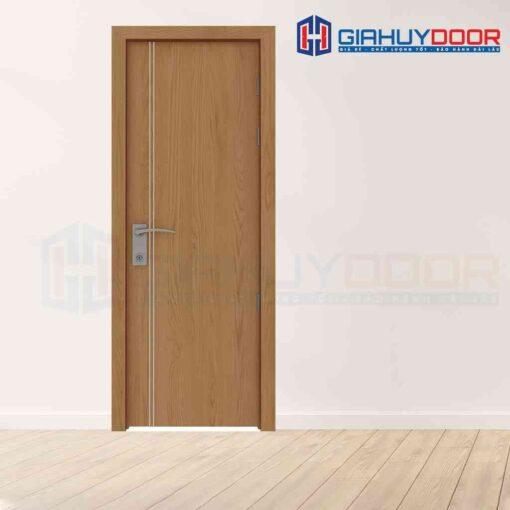 Cửa gỗ phòng ngủ HDF Laminate P1R2