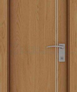 Cửa gỗ công nghiệp MDF Laminate P1R2s