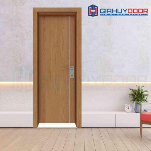 Cửa gỗ phòng ngủ HDF Laminate P1R2s
