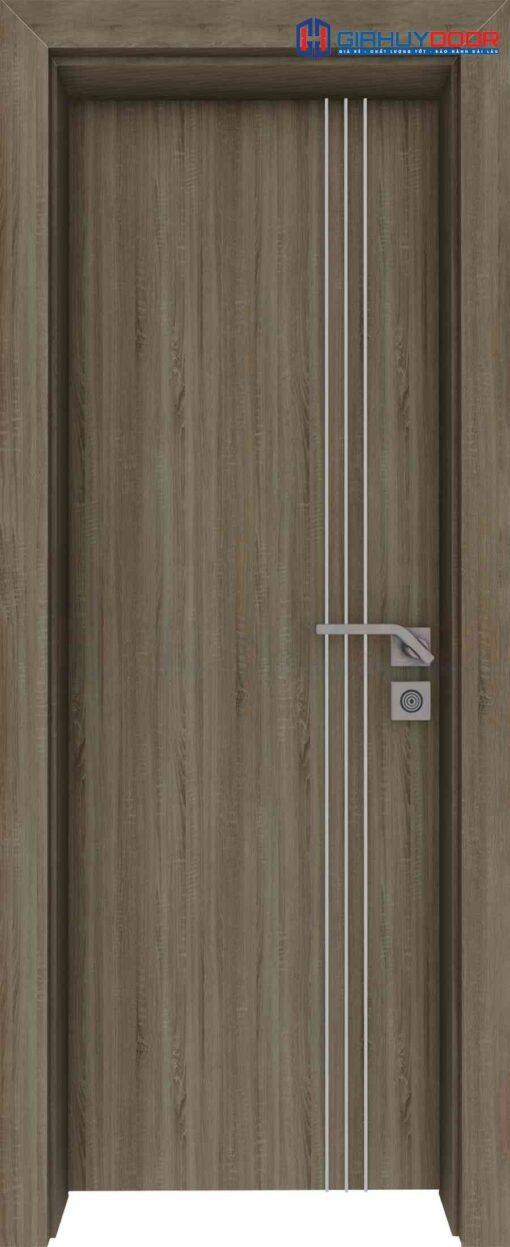 Cửa gỗ công nghiệp MDF Laminate P1R3s