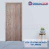 Cửa gỗ công nghiệp MDF Melamine P1-2