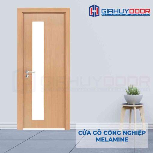 Cửa gỗ công nghiệp MDF Melamine P1G1-1