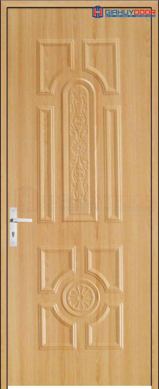 Cửa gỗ công nghiệp HDF Veneer 18 Ash