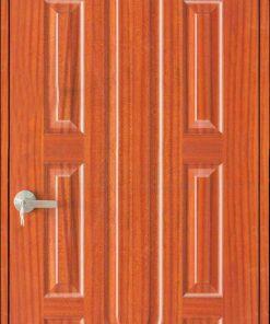Cửa gỗ công nghiệp HDF Veneer 19-Sapele.