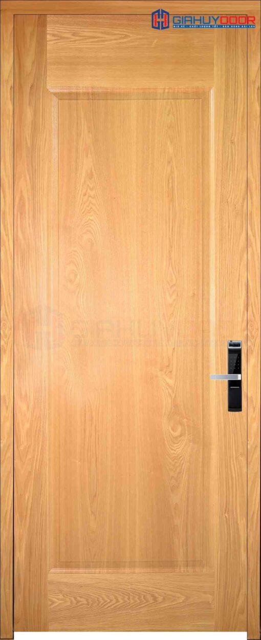 Cửa gỗ công nghiệp HDF Veneer 1B ash (2)
