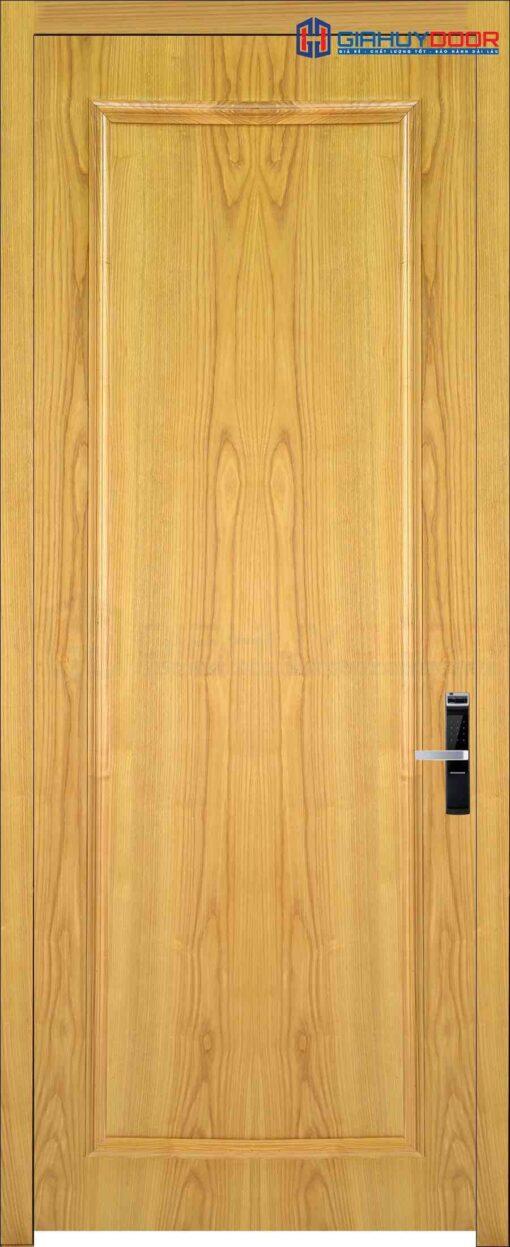 Cửa gỗ công nghiệp HDF Veneer 1B soi (2)
