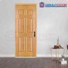Cửa gỗ công nghiệp HDF Veneer 6A-ash (3)
