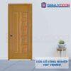 Cửa gỗ công nghiệp HDF Veneer 6B-sapele (3)