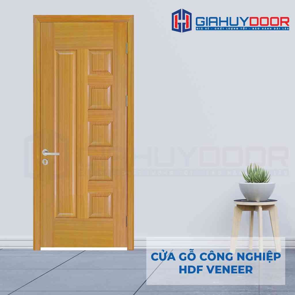 Cửa gỗ HDF Veneer