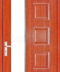 Cửa gỗ phòng ngủ HDF Veneer 6GL-cam xe