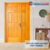 Cửa gỗ công nghiệp HDF Veneer 9A ash canh lon canh nho