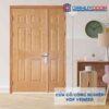 Cửa gỗ công nghiệp HDF Veneer 9A-ash