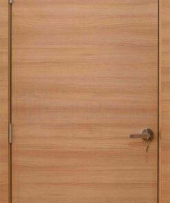 Cửa gỗ phòng ngủ MDF Laminate P1 van ngang (2)