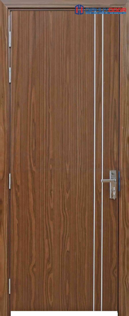 Cửa gỗ nhà vệ sinh MDF Melamine P1R2-3
