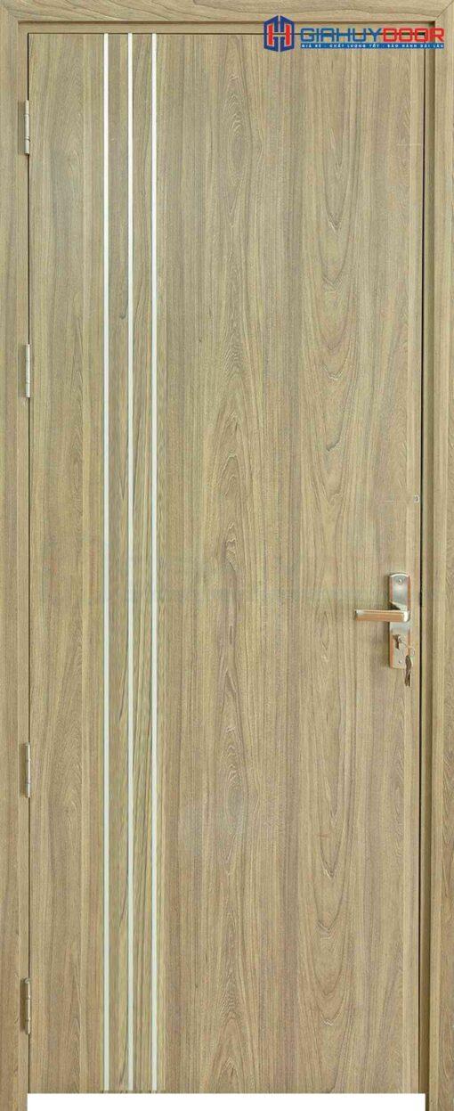 Cửa gỗ cao cấp Hàn Quốc P1R3 (2302)