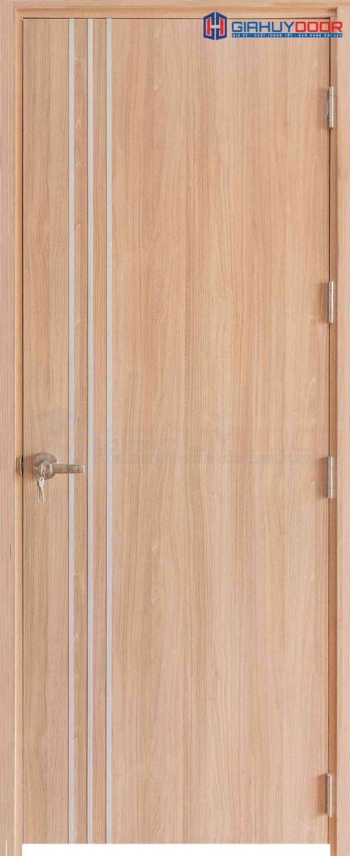 Cửa gỗ công nghiệp MDF Melamine P1R3