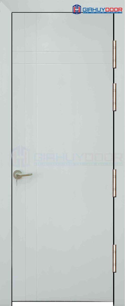 Cửa gỗ công nghiệp MDF Veneer P1R4a