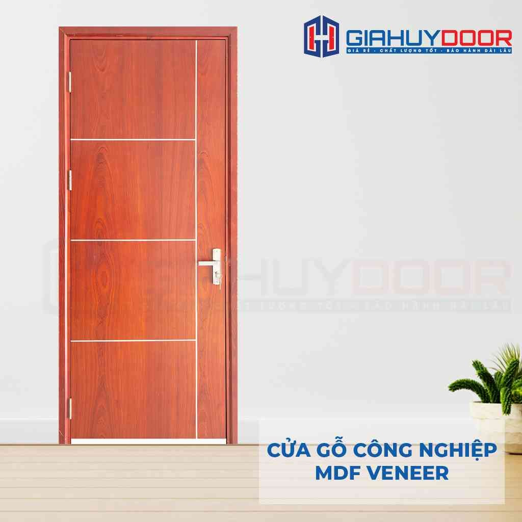 Cửa gỗ MDF Veneer