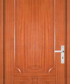Cửa gỗ khách sạn HDF Veneer 2A xoan dao (lum)