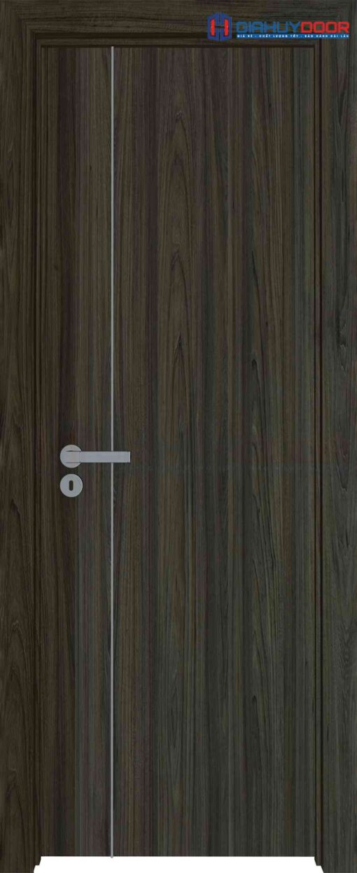 Cửa gỗ nhà tắm MDF Laminate P1R11